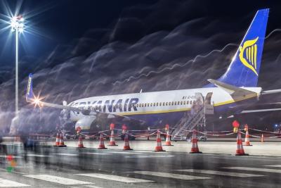 Boeing B737-800 Ryanair