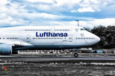Boeing B747-800 Lufhtansa
