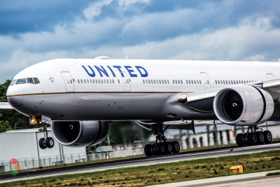 Boeing B777 United Airlines