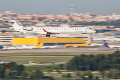 Bombardier CRJ900 Air Nostrum