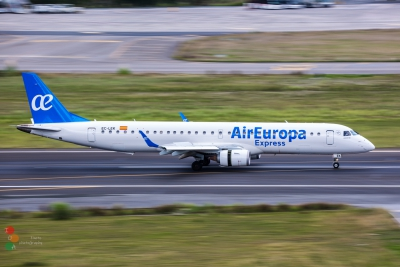 Embraer 195 Air Europa Express