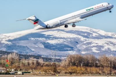 Mcdonnell Douglas MD83 Bulgarian AirCharter