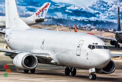 Boeing B737-400 ASG