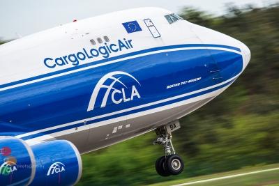 Boeing 747-400 Cargo Logical Air
