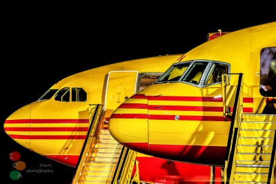 Boeing B757-200 DHL