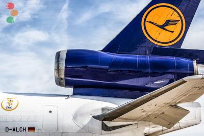Mcdonnell Douglas MD11 Lufthansa Cargo