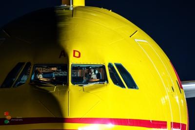 Airbus A300 DHL