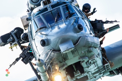 Eurocopter EC725 Caracal Arme del Air
