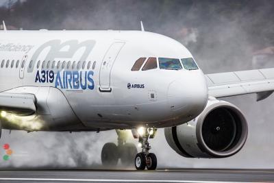 Airbus A319 Test