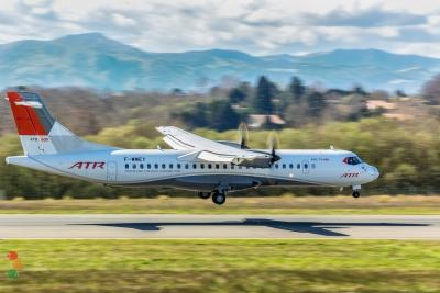 ATR  72-500 Test