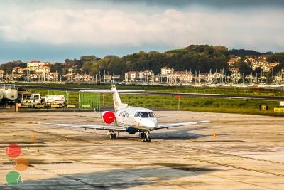 Hawker 800XP Grafair