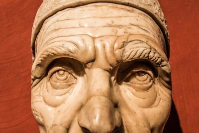 Palacio ducal y sus bustos