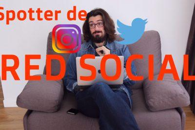 sPOTTER DE RED SOCIAL